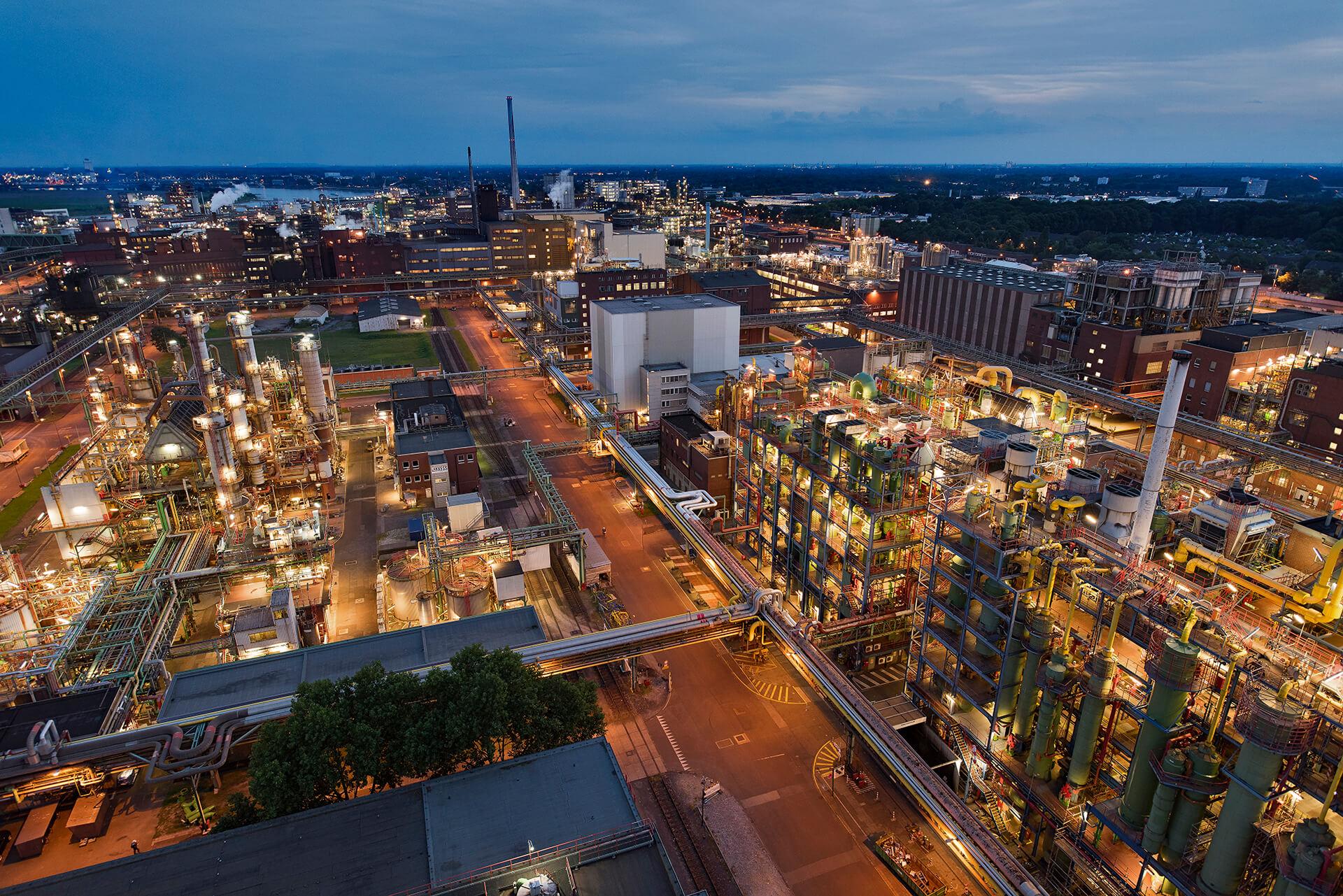 Chempark Dormagen - Investeren In Duitsland